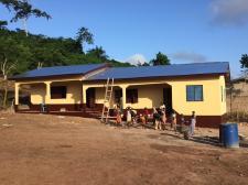 Ghana 2 room kindergarten